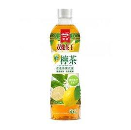 愛健輕檸茶530ml-1箱【合迷雅好物商城】