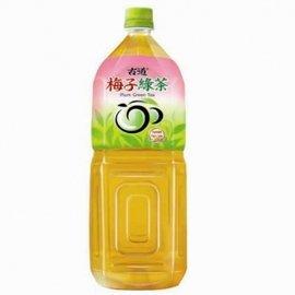 古道梅子綠茶 2000ml(8瓶/箱)【合迷雅好物商城】