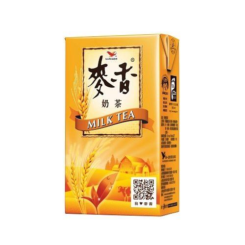 ●統一麥香奶茶 300ml(6入/組)【合迷雅好物商城】