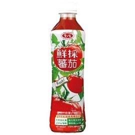 【免運直送】愛之味-鮮採蕃茄汁540ml (24瓶/箱)