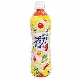 波蜜活力果菜汁500ml-6罐/組【合迷雅好物商城】