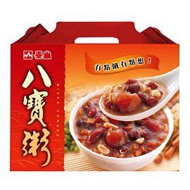 泰山八寶粥375g/罐---禮盒(12罐裝)【合迷雅好物商城】