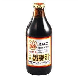 ●崇德發天然黑麥汁玻璃瓶330ml (6瓶) 素食可用 德國原裝進口 【合迷雅好物商城】