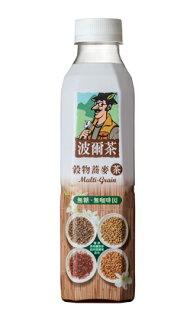 ●波爾茶穀物蕎麥茶580ml(4罐組)【合迷雅好物商城】