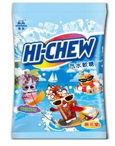 ●森永嗨啾軟糖沙士汽水口味130g袋-(3包組)【合迷雅好物商城】