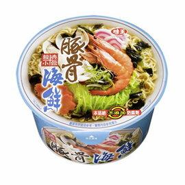 味王豚骨海鮮碗麵(12入/箱)