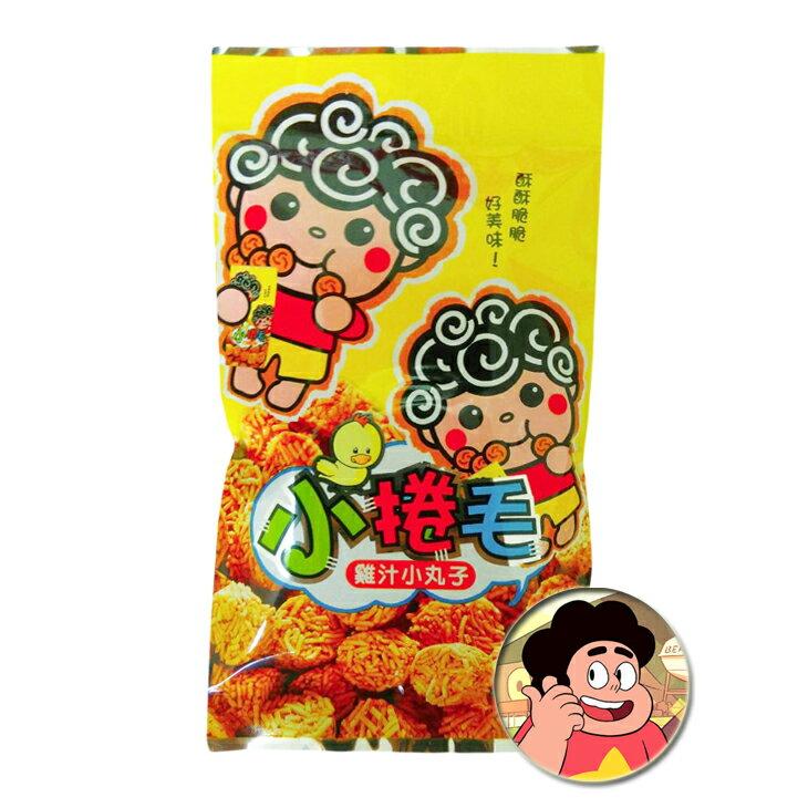 小捲毛雞汁小丸子50g/包【合迷雅好物商城】