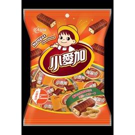 小愛加迷你巧克力袋裝160g-買一送一 【合迷雅好物商城】