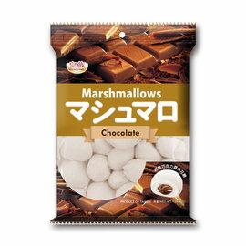 【合迷雅好物商城】皇族100g巧克力夾心棉花糖100g