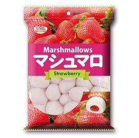 【合迷雅好物商城】皇族100g草莓夾心棉花糖100g【12盒/箱】