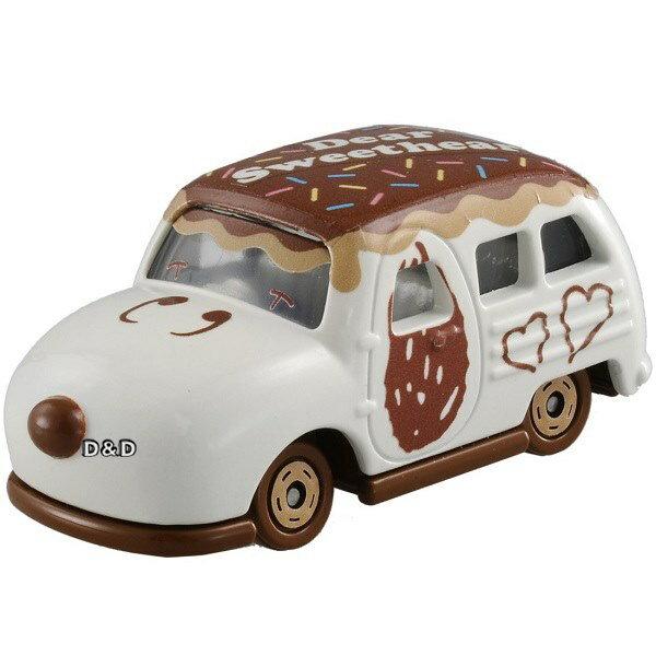 《 TOMICA 小汽車》夢幻小汽車 SP史奴比情人節版
