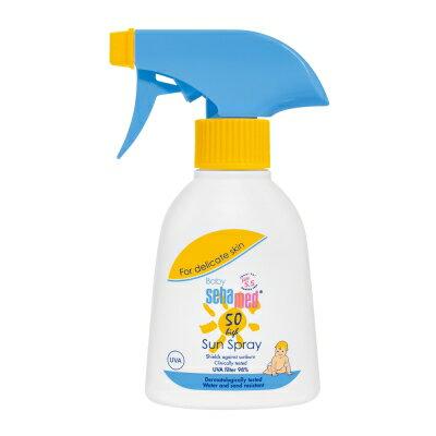 德國【施巴sebamed】嬰兒防曬乳SPF50200ml