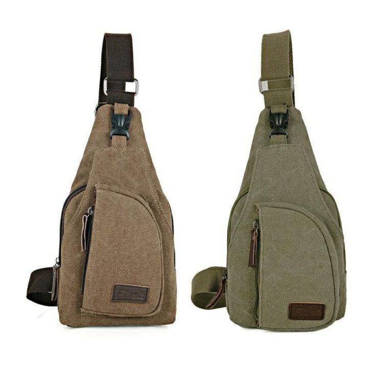~葉子小舖~男生包包 側背包 胸包 帆布包 單肩包 斜跨小包 簡約 旅行包 隨身包 休閒包