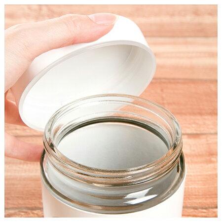 玻璃保存罐 STM-600 WH NITORI宜得利家居 5