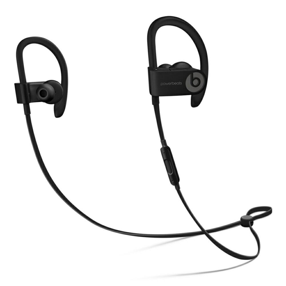 《育誠科技》『 Beats Powerbeats 3 Wireless 黑色』藍牙無線運動耳機/藍芽耳掛耳道式/防汗防潑水/Powerbeats2全新改款