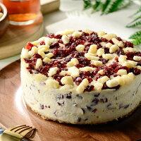 彌月蛋糕推薦到❤️蔓越莓生乳重純起司❤️ 6吋重純乳酪[聚會甜點~彌月蛋糕~團購美食~伴手禮]▶全館滿499免運就在川本岡手作工坊推薦彌月蛋糕