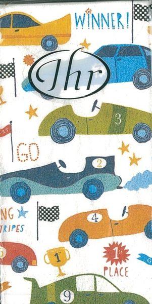 小汽車Cars-德國 IHR 紙手帕