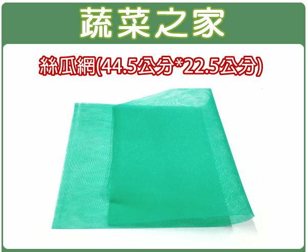 【蔬菜之家】絲瓜網(44.5公分*22.5公分)(單個、100個組共兩種規格可選)