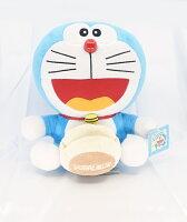 小叮噹週邊商品推薦X射線【C030686】哆啦A夢Doraemon 12吋玩偶-銅鑼燒,絨毛/填充玩偶/玩具/公仔/抱枕/靠枕/娃娃