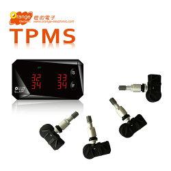 【贈3孔擴充器】Orange P429鑽石機 無線胎壓監測系統/輪胎/汽車安全