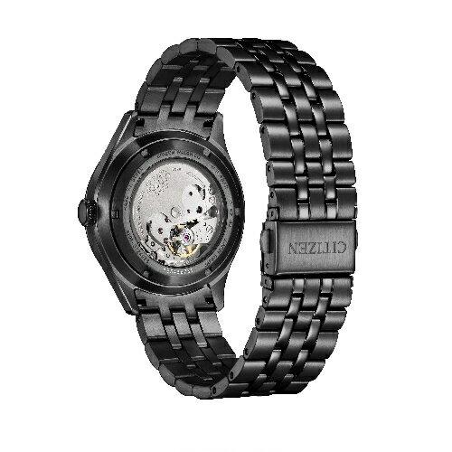 CITIZEN星辰 NH8395-77E 復刻CITIZEN C7機械腕錶