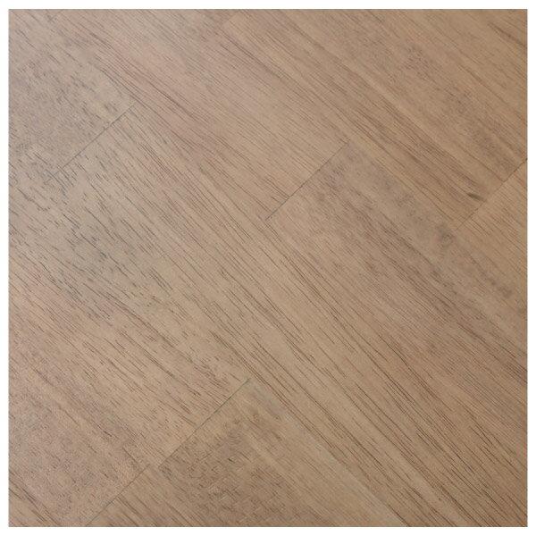◎(OUTLET)實木餐桌 SOLID2 135 MBR 橡膠木 福利品 NITORI宜得利家居 6