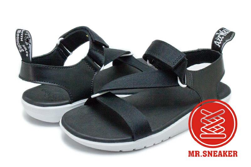 ☆Mr.Sneaker☆ Dr.Martens Balfour 馬汀 涼鞋 Z字 魔鬼沾 經典 基本 黑 白 女段