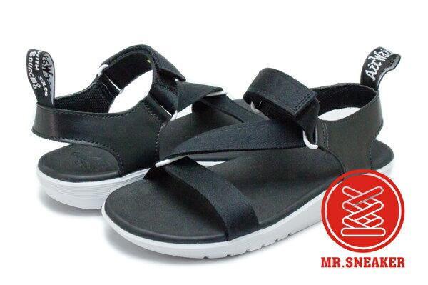 ☆Mr.Sneaker☆Dr.MartensBalfour馬汀涼鞋Z字魔鬼沾經典基本黑白女段