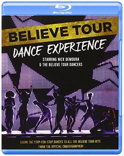 Believe Tour Dance Experience [Blu-ray] 5931182d8fa8dc8a52b83b77f4bfac82