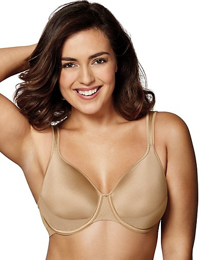 f8a0e97636402 Playtex Love My Curves Beautiful Lift with Lightweight Smoothing Underwire  Bra 0