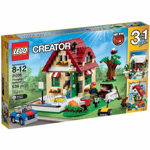 ~LEGO 樂高積木~Creator系列 ~ 四季變換 LT~31038