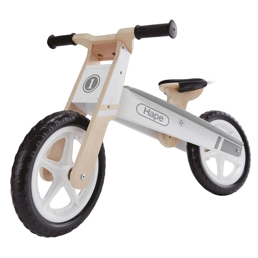 德國 Hape 愛傑卡 木製滑步車/極簡風木製滑步車