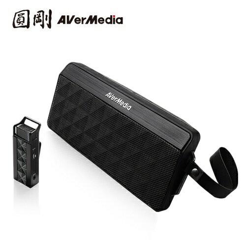 【Sound Amazing】圓剛 AW330 2.4GHz攜帶式無線教學麥克風擴音機組 領夾式行動教學機