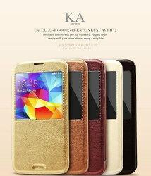 【福利品】KALAIDENG 卡來登 SAMSUNG Galaxy S5 I9600 G900i 卡系列 視窗皮套 免掀蓋 側掀皮套 皮套 保護套 手機套
