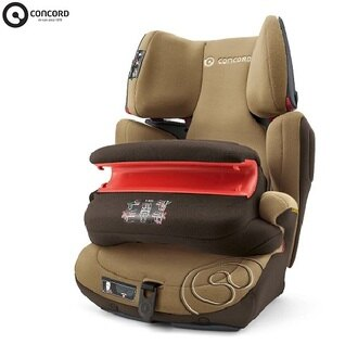 德國【CONCORD】 Transformer Pro 汽車安全座椅 (咖啡色)