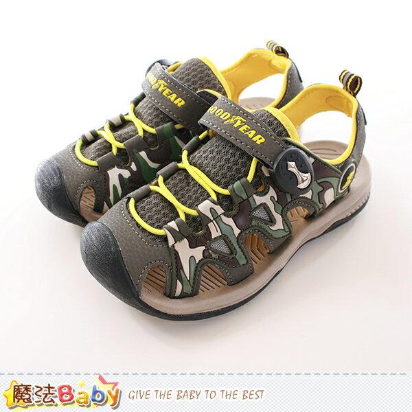 男童運動鞋 水陸兩用護趾運動鞋 魔法Baby~sa68615
