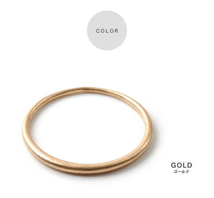 日本CREAM DOT  /  バングル ヴィンテージ メタル レディース ゴールド 金 シルバー 銀 シンプル 上品 ブランド アクセサリー プレゼント 大人 レディース 女性 大人 ジュエリー  /  qc0324  /  日本必買 日本樂天直送(1490) 2