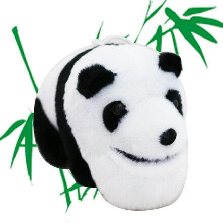 [敵富朗超市]7吋趴姿戽斗熊貓