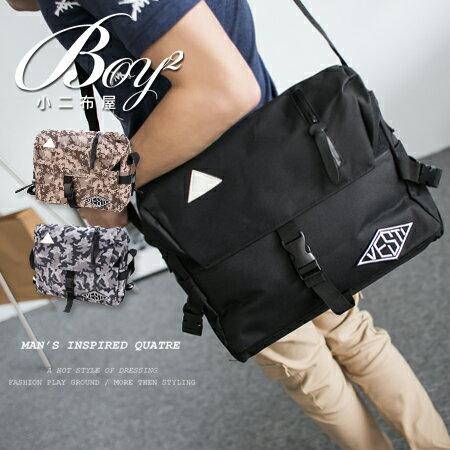 ☆BOY-2☆【PPK89001】潮流VESTI大容量機能側背包 1