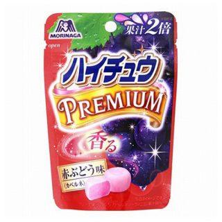 [即期良品]MORINAGA森永嗨啾香水葡萄軟糖 (35g) *賞味期限:2017/04/30*