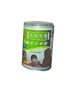 鏡感樂活市集:買11送1源順先知先覺芝麻米豆麥粥(原味)250ml罐李秋涼