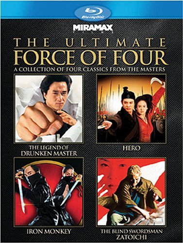 The Ultimate Force of Four [Blu-ray] 901e8a0fb500df50c1661eeda92e8ccc