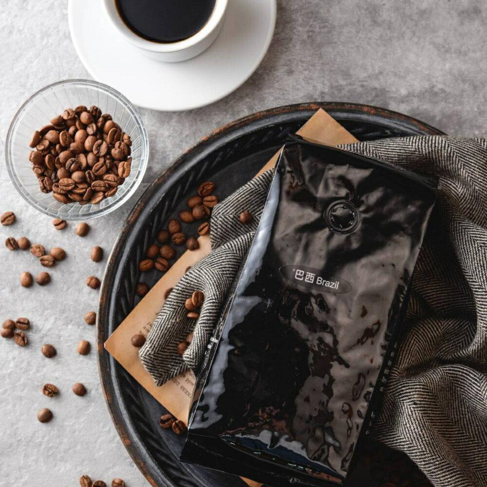 【 RubyCaf 】巴西咖啡豆 Brazil (一磅)  中度烘焙 咖啡豆 沖泡咖啡