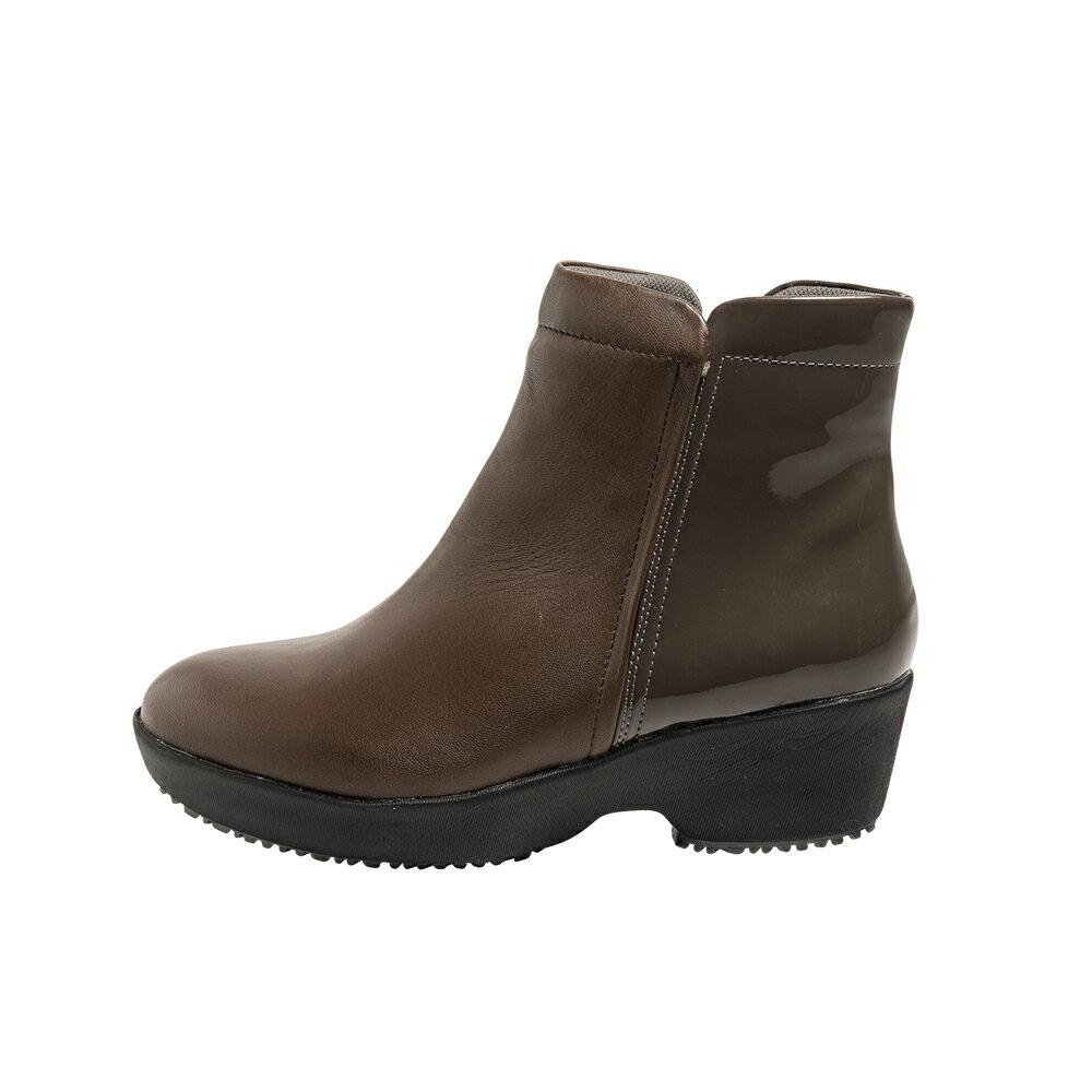 MMHH ORIGINAL 遠紅外線微機能羊皮短靴