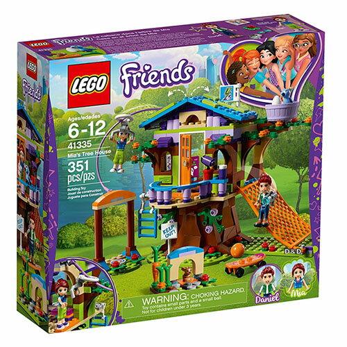 樂高積木 LEGO《 LT41335 》2018年Friends 姊妹淘系列 - 米雅的樹屋