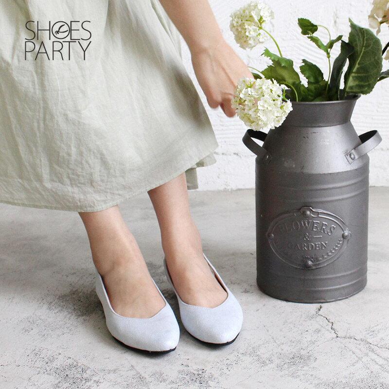 【P2-18328F】春天少女心,優雅尖頭平底鞋_Shoes Party 4