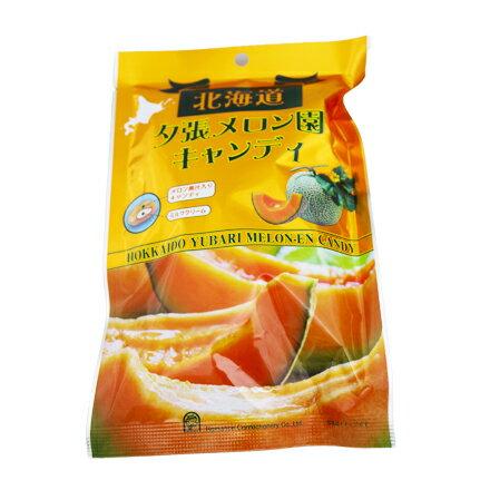 【敵富朗超巿】Romance製果 夕張哈蜜瓜牛奶夾心糖 80g 有效日期:2018.02.23