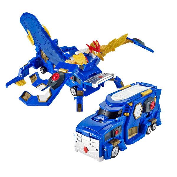 《魔車戰魂》巨型變身拖車Teryx