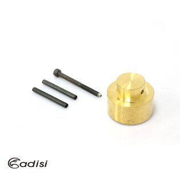 ADISI熱處理強化銅頭營槌替換組AS16104-1城市綠洲專賣(黃銅、耐用、熱處理強化、鎚子)