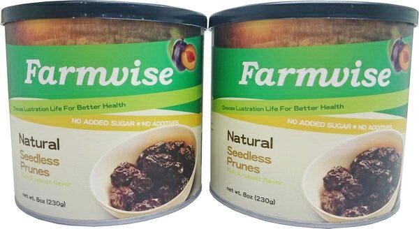 清淨生活-農場智慧天然去籽蜜棗乾 230g/罐*2罐(買一送一)